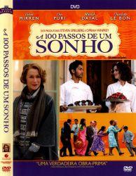 DVD A 100 PASSOS DE UM SONHO - HELEN MIRREN