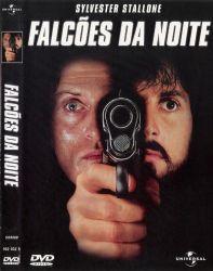 DVD FALCOES DA NOITE - SYLVESTER STALLONE - LEGENDADO