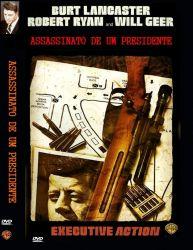 DVD ASSASSINATO DE UM PRESIDENTE - BURT LANCASTER