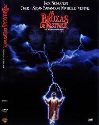 DVD AS BRUXAS DE EASTWICK