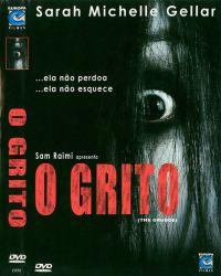 DVD O GRITO - SARAH MICHELLE GELLAR