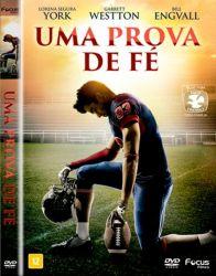 DVD UMA PROVA DE FE