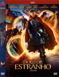 DVD DOUTOR ESTRANHO - BENEDICT CUMBERBATCH
