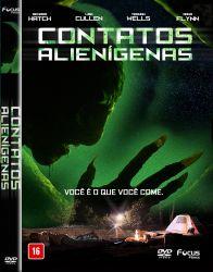 DVD CONTATOS ALIENIGENAS