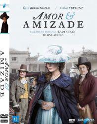 DVD AMOR E AMIZADE