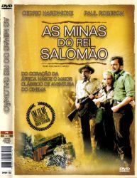 DVD AS MINAS DO REI SALOMAO - 1937