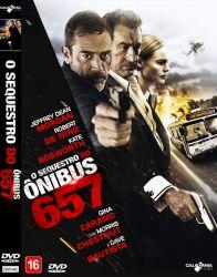 DVD O SEQUESTRO DO ONIBUS 657 - JEFFREY DEAN MORGAN