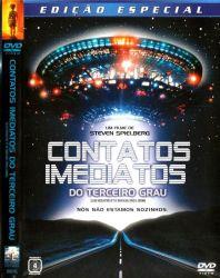 DVD CONTATOS IMEDIATOS DO TERCEIRO GRAU - DUBLADO-LEGENDADO