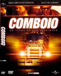 DVD COMBOIO - KRIS KRISTOFFERSON