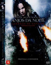 DVD ANJOS DA NOITE - GUERRAS DE SANGUE - THEO JAMES