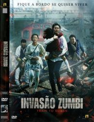 DVD INVASAO ZUMBI