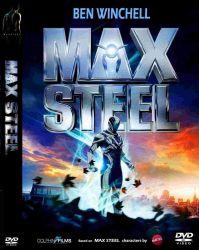 DVD MAX STEEL - BEN WINCHELL
