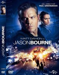DVD JASON BOURNE - MATT DAMON