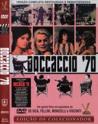 DVD BOCCACCIO 70