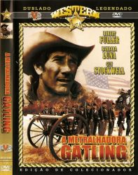 DVD A METRALHADORA GATLING
