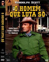 DVD O HOMEM QUE LUTA SO - RANDOLPH SCOTT