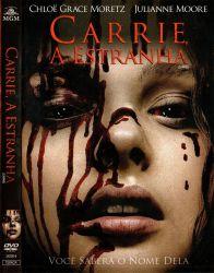DVD CARRIE - A ESTRANHA - JULIANNE MOORE