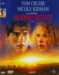 DVD UM SONHO DISTANTE - TOM CRUISE