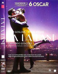 DVD LA LA LAND - CANTANDO ESTAÇOES - RYAN GOSLING