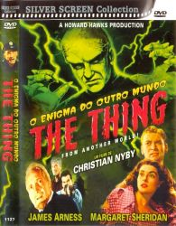DVD O ENIGMA DO OUTRO MUNDO - O MONSTRO DO ARTICO - 1951