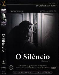 DVD O SILENCIO - INGMAR BERGMAN