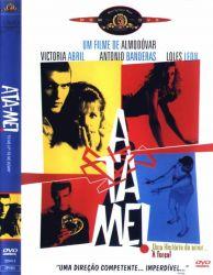 DVD ATA ME - ANTONIO BANDERAS