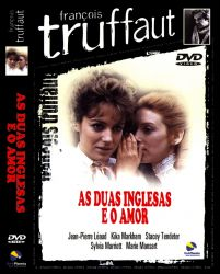 DVD AS DUAS INGLESAS E O AMOR