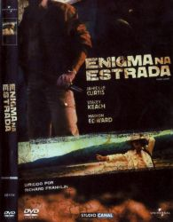 DVD ENIGMA NA ESTRADA - JAMIE LEE CURTIS