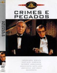 DVD CRIMES E PECADOS - ALAN ALDA