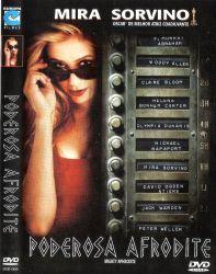 DVD PODEROSA AFRODITE - MIRA SORVINO
