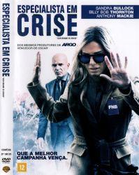DVD ESPECIALISTA EM CRISE - SANDRA BULLOCK