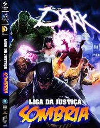 DVD A LIGA DA JUSTIÇA SOMBRIA