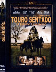 DVD TOURO SENTADO - O ULTIMO GUERREIRO