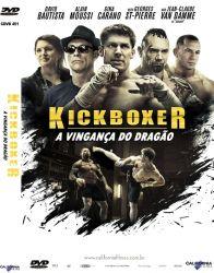 DVD KICKBOXER - A VINGANÇA DO DRAGAO - VAN DAMME