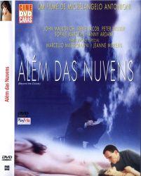 DVD ALEM DAS NUVENS - JOHN MALKOVICH