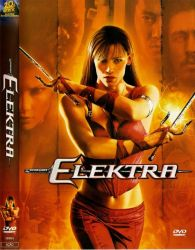 DVD ELEKTRA - JENNIFER GARNER