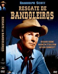 DVD O RESGATE DO BANDOLEIRO - RANDOLPH SCOTT