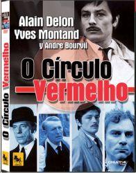 DVD O CIRCULO VERMELHO - ALAIN DELON
