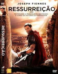 DVD RESSURREIÇAO - JOSEPH FIENNES