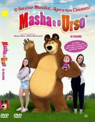DVD MASHA E O URSO