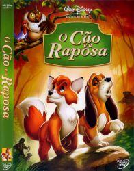 DVD O CAO E A RAPOSA