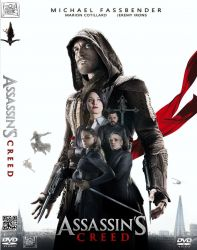 DVD ASSASSINOS - CREED