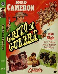 DVD O GRITO DE GUERRA - ROD CAMERON