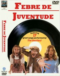 DVD FEBRE DE JUVENTUDE - 1978