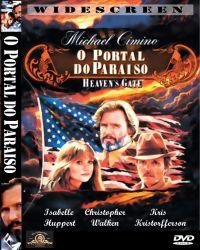 DVD O PORTAL DO PARAISO - CHRISTOPHER WALKEN
