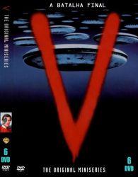 DVD V - A BATALHA FINAL - MINISSERIES - 6 DVDs
