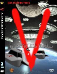 DVD V A BATALHA FINAL - TRIPLO - PARTE 3 e 4 - LEG