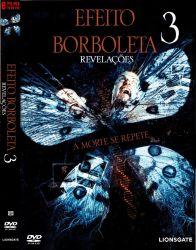 DVD EFEITO BORBOLETA 3 - REVELAÇOES