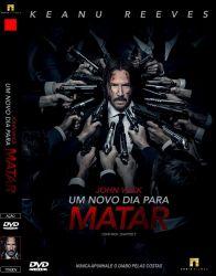 DVD JOHN WICK - UM NOVO DIA PARA MATAR - KEANU REEVES