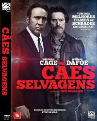 DVD CAES SELVAGENS - NICOLAS CAGE